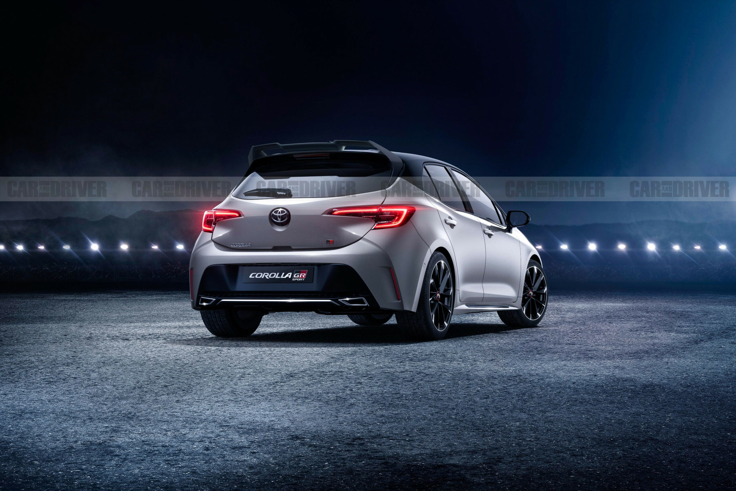 Pictures 2022 Toyota Corolla Hatchback