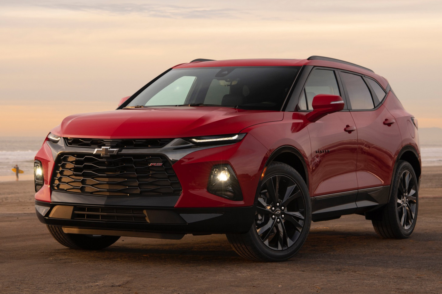 Specs and Review 2022 Trailblazer Ss Us