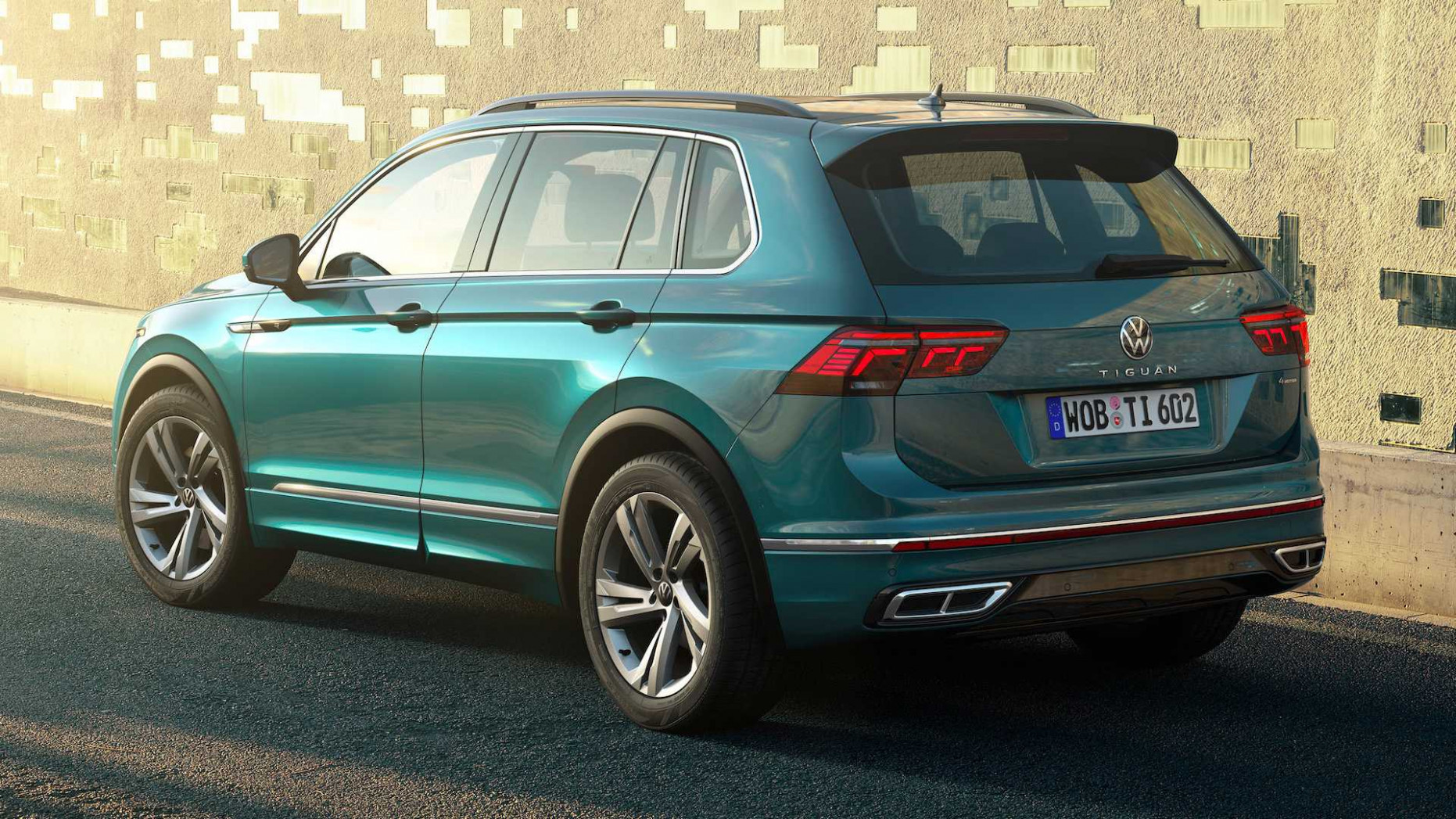 Concept and Review 2022 Volkswagen Touareg