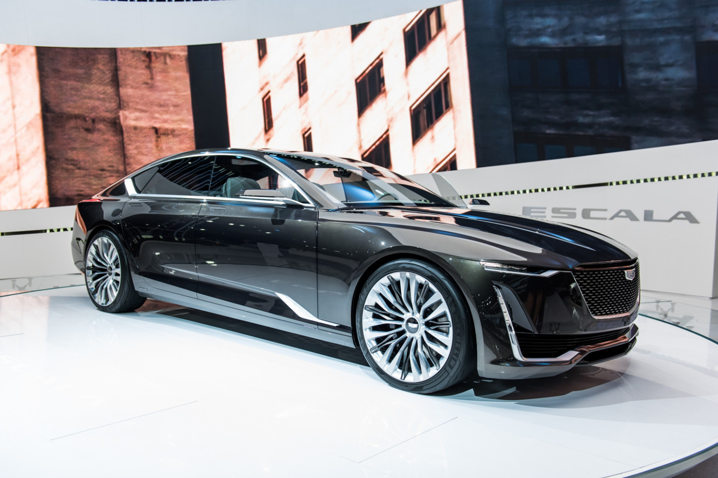 Redesign and Concept Cadillac Electric Car 2022