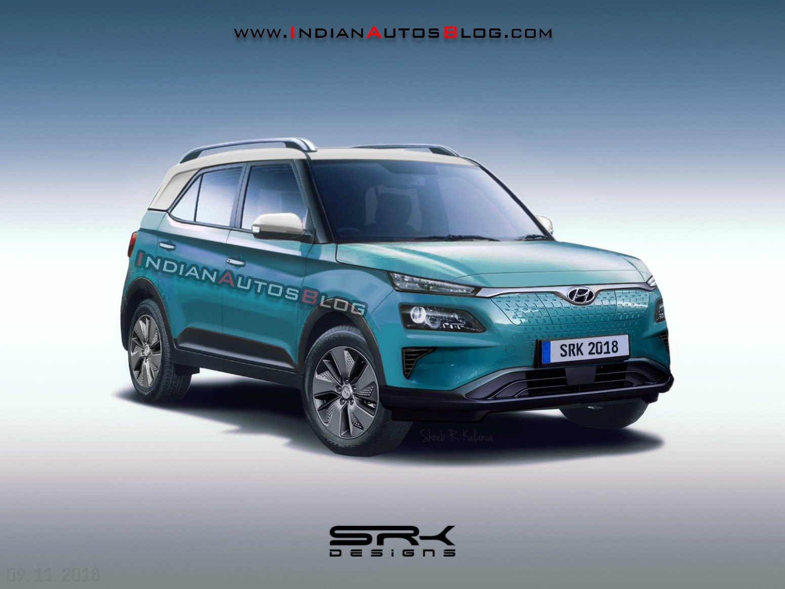 Spy Shoot Hyundai Upcoming Car In India 2022