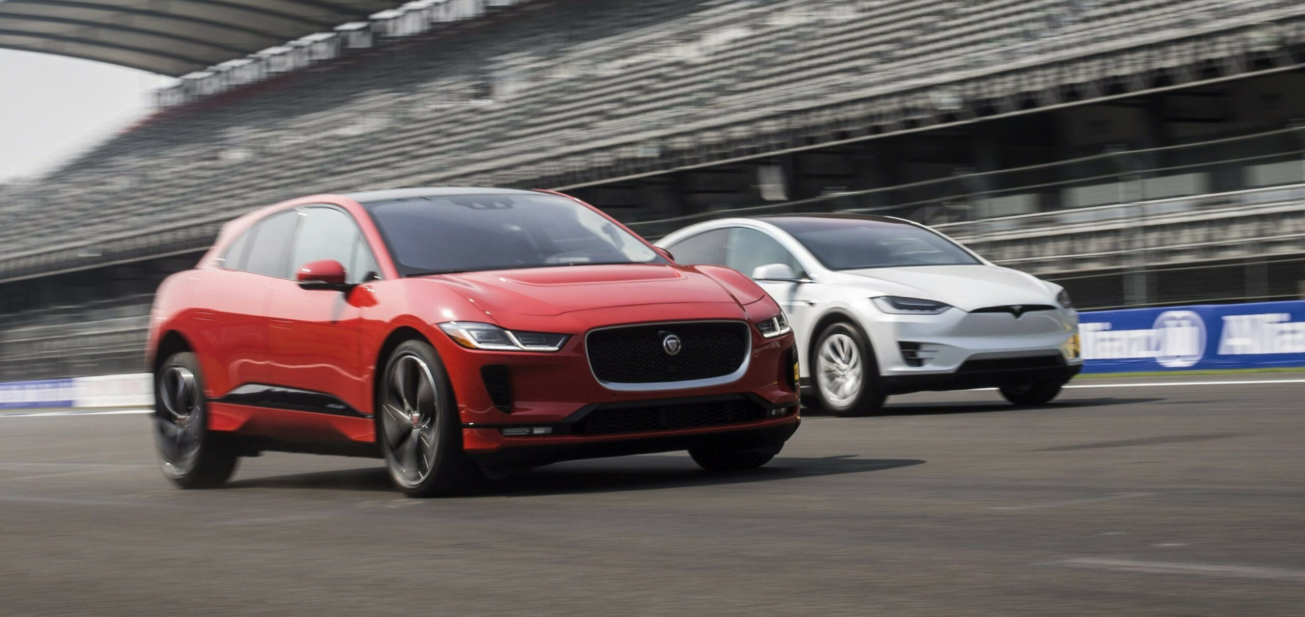 First Drive Jaguar I Pace 2022 Model