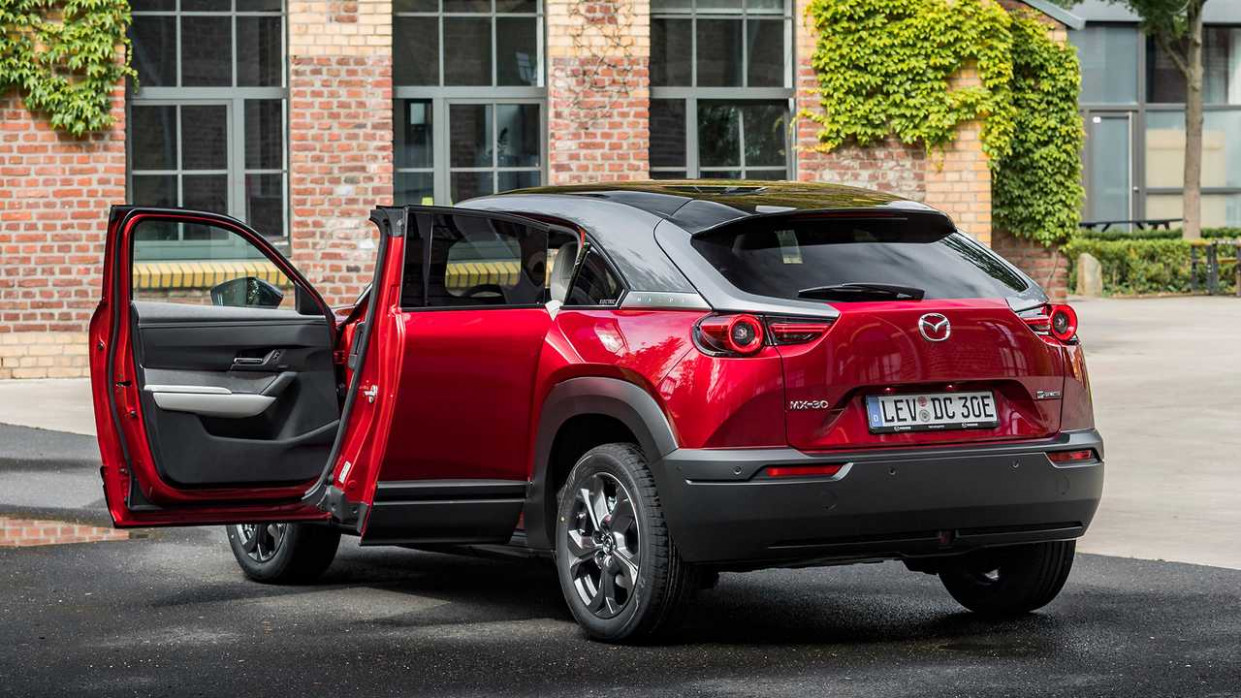 New Review Mazda Elettrica 2022