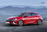 prices new opel astra 2022