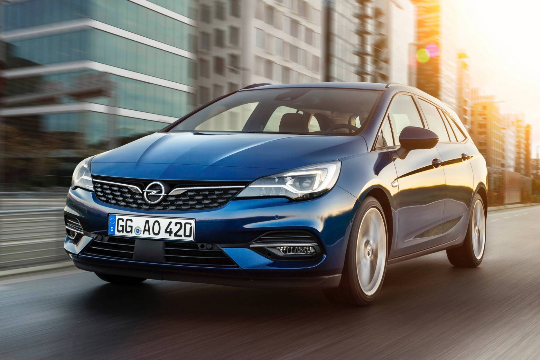 prices opel astra k sports tourer 2022 - cars review