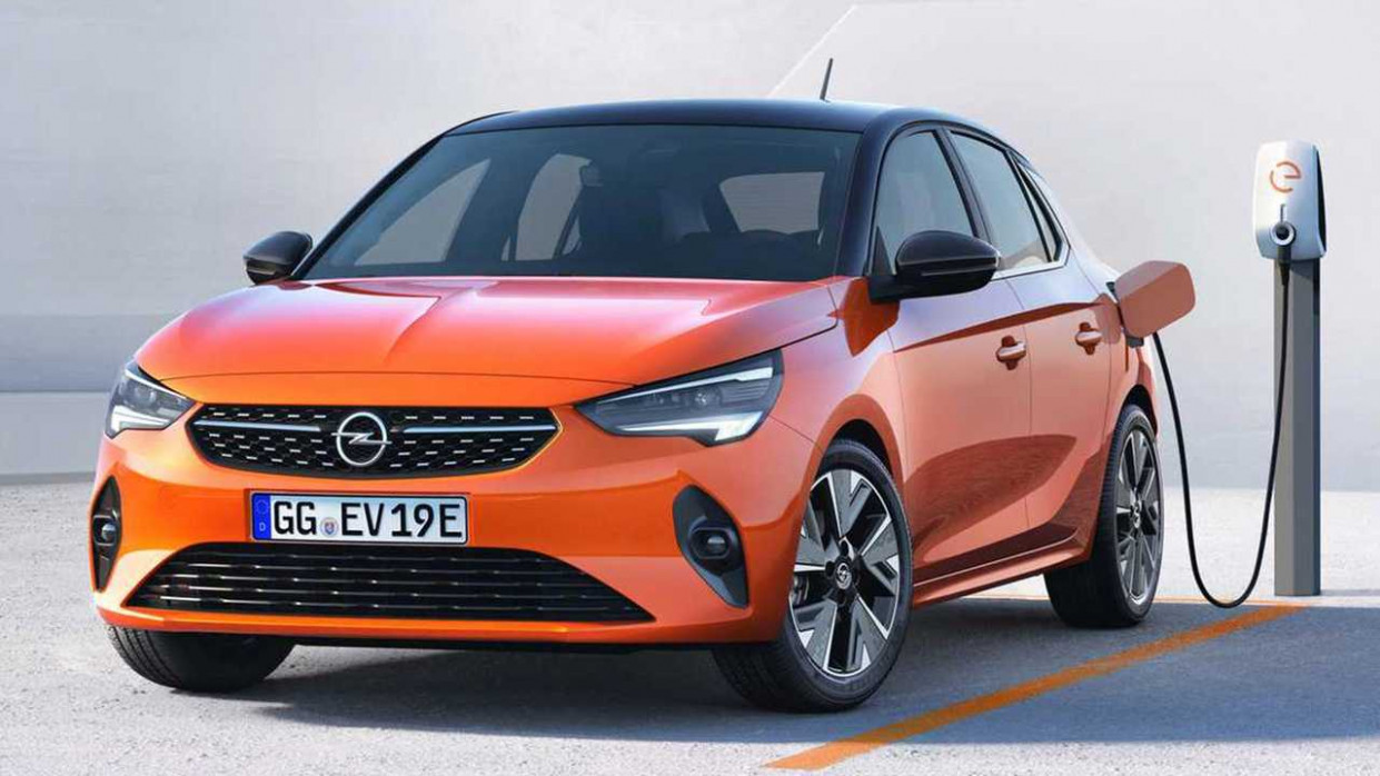 Pictures Opel Will Launch Full-Electric Corsa In 2022