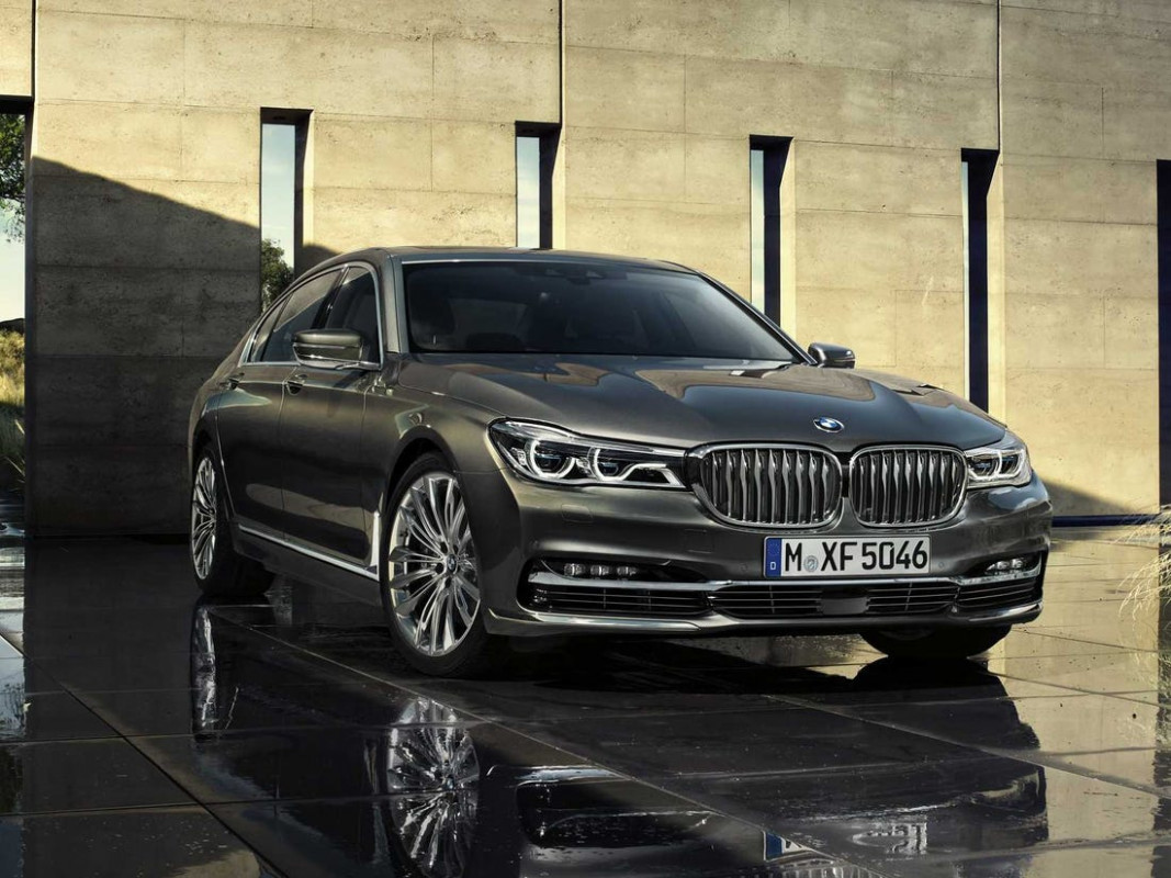 Release Date and Concept 2022 BMW 7 Series Perfection New