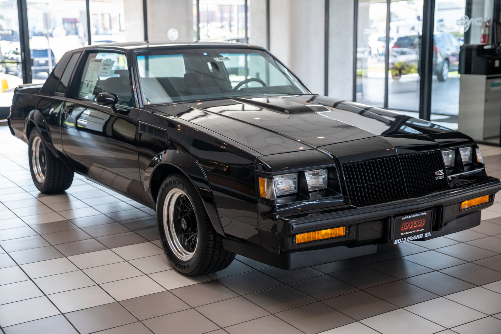 History 2022 Buick Grand National Gnxprice