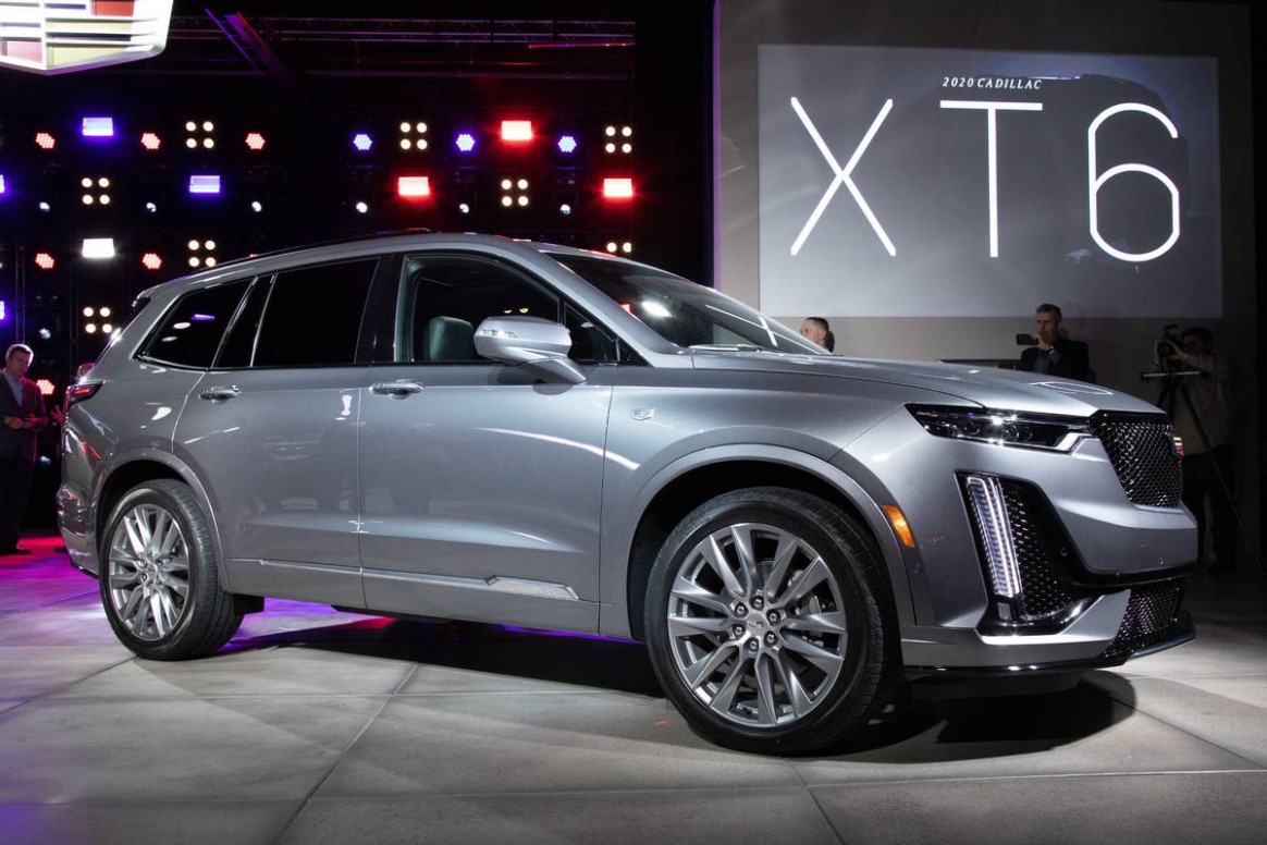 Price and Release date 2022 Cadillac Xt6 Dimensions