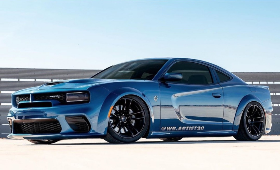 Wallpaper 2022 Dodge Charger