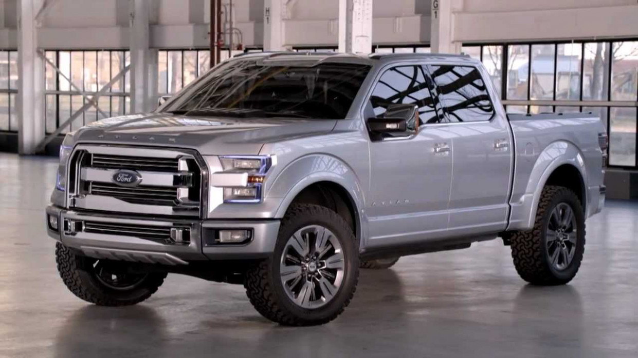 Price 2022 Ford Atlas