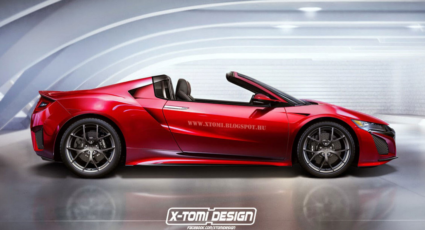 Performance 2022 Honda Nsx
