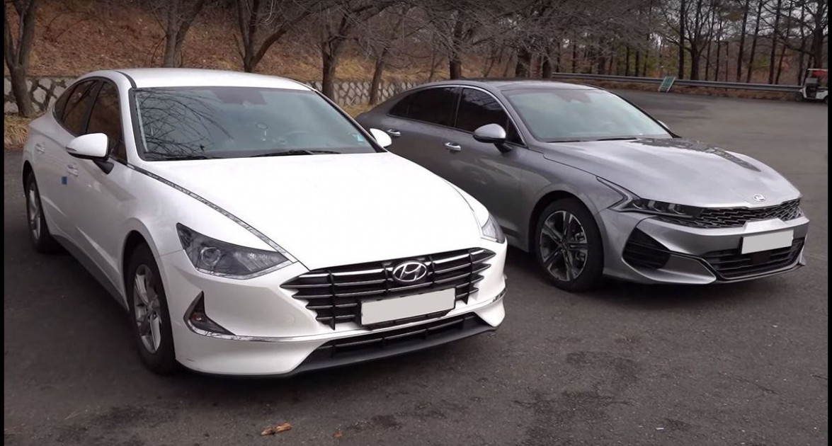 Speed Test 2022 Hyundai Sonata Hybrid Sport