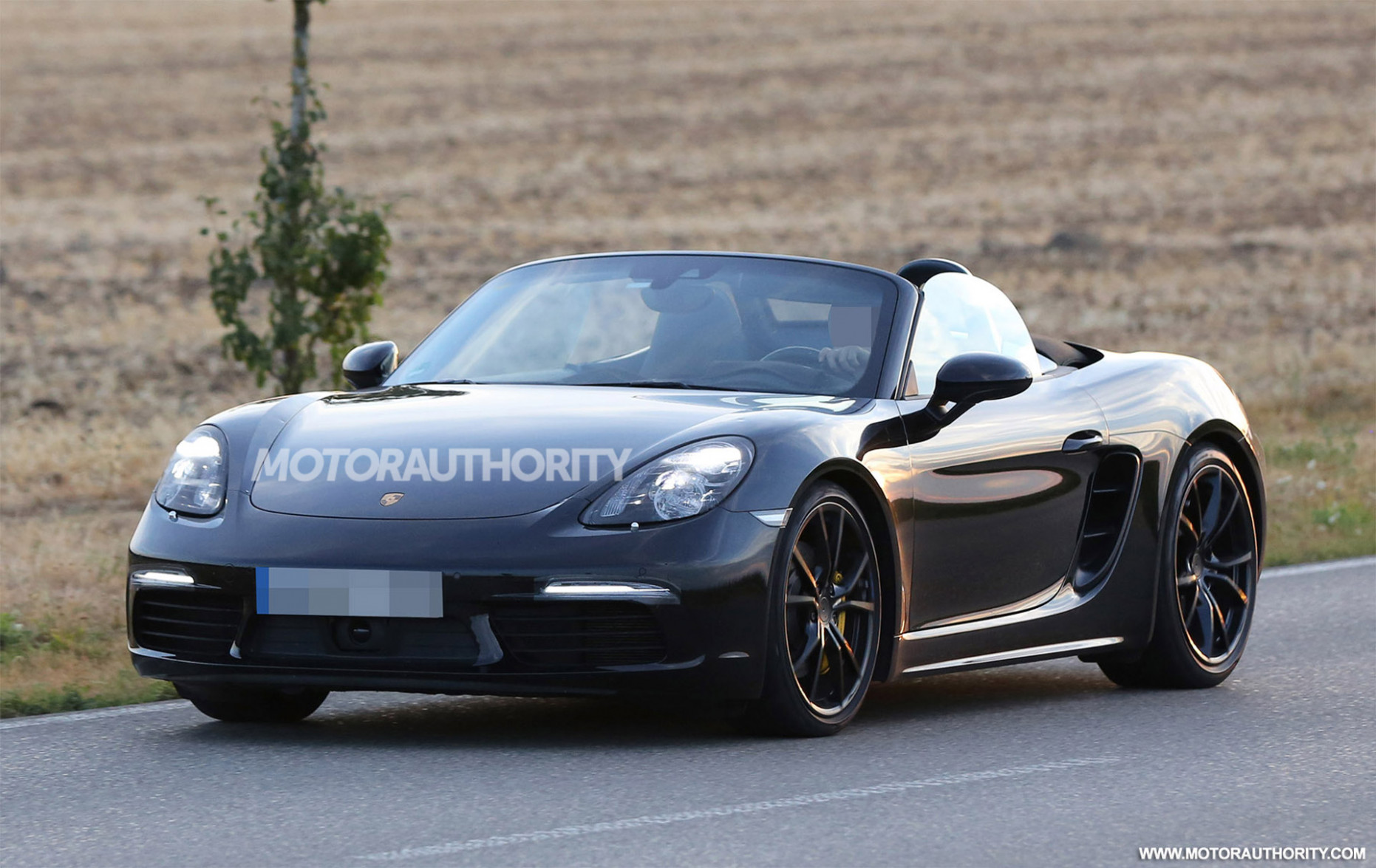 Release Date and Concept 2022 Porsche Boxster Spyder