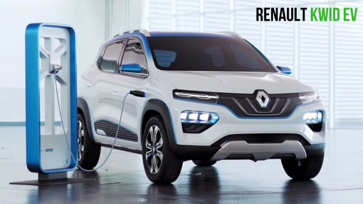 Price, Design and Review 2022 Renault Kwid