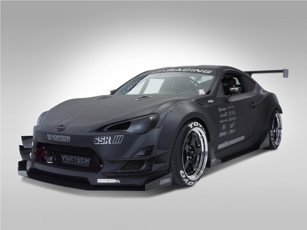 Redesign and Concept 2022 Scion Fr S