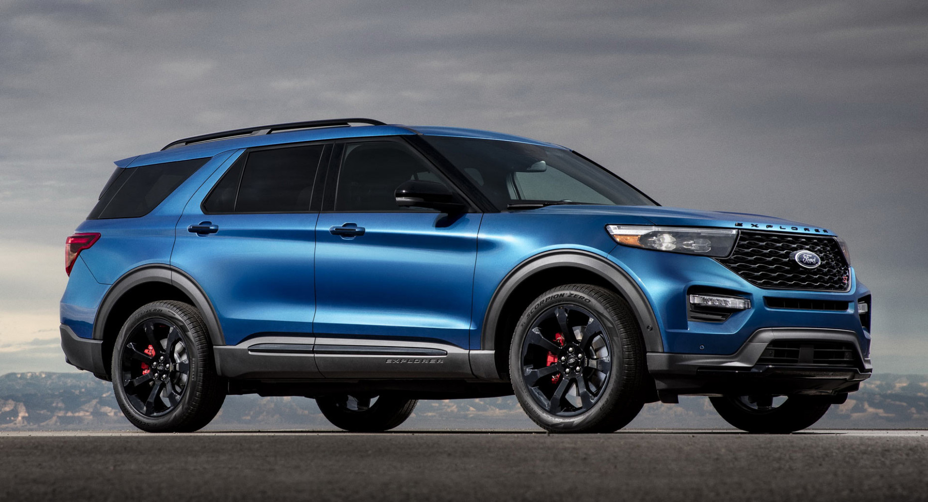 Review Ford Explorer St 2022