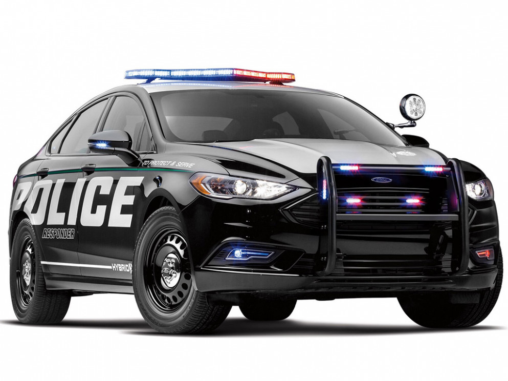 Speed Test Ford Police 2022
