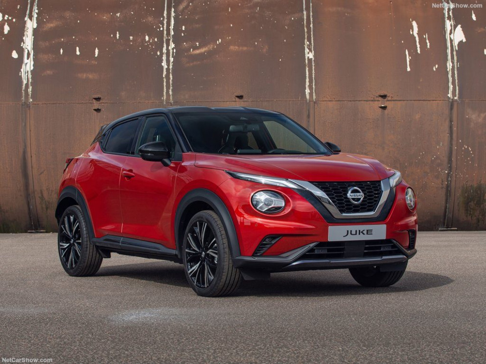 Style Nissan Juke 2022 Dimensions