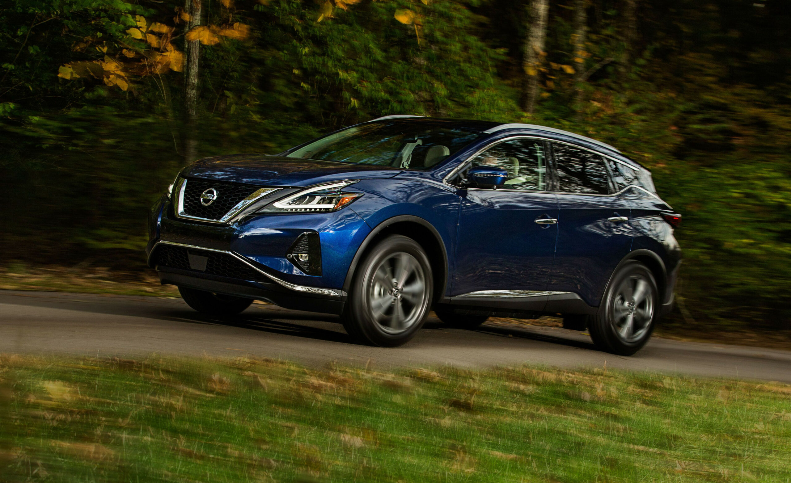 Ratings Nissan Murano 2022
