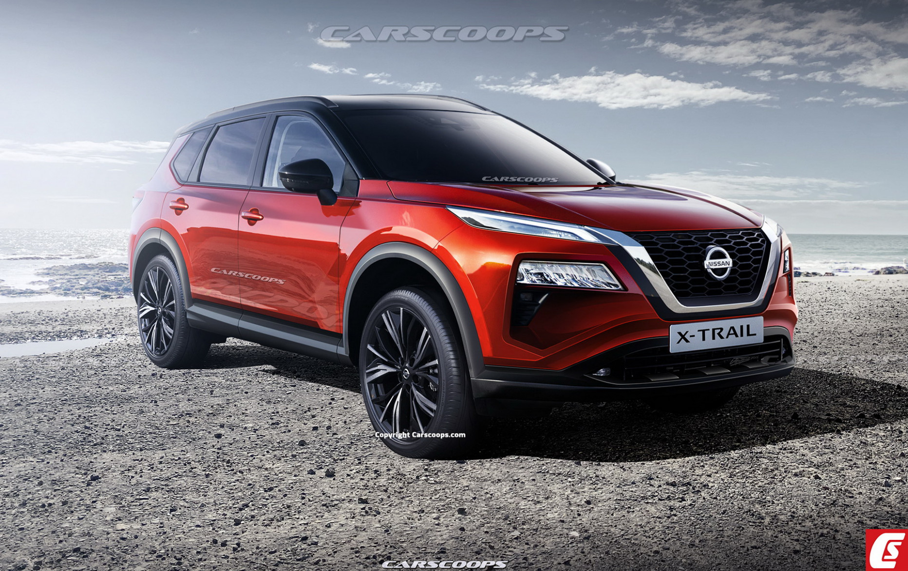 Price, Design and Review Nissan X Trail Facelift 2022