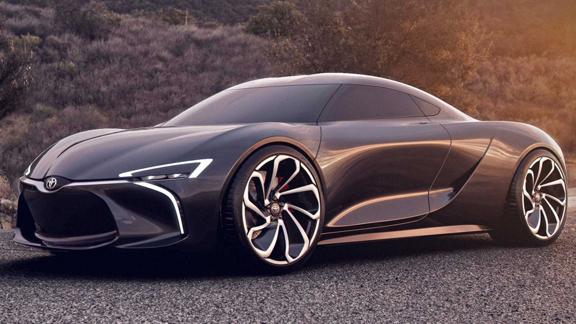 Redesign and Concept Pictures Of The 2022 Toyota Supra