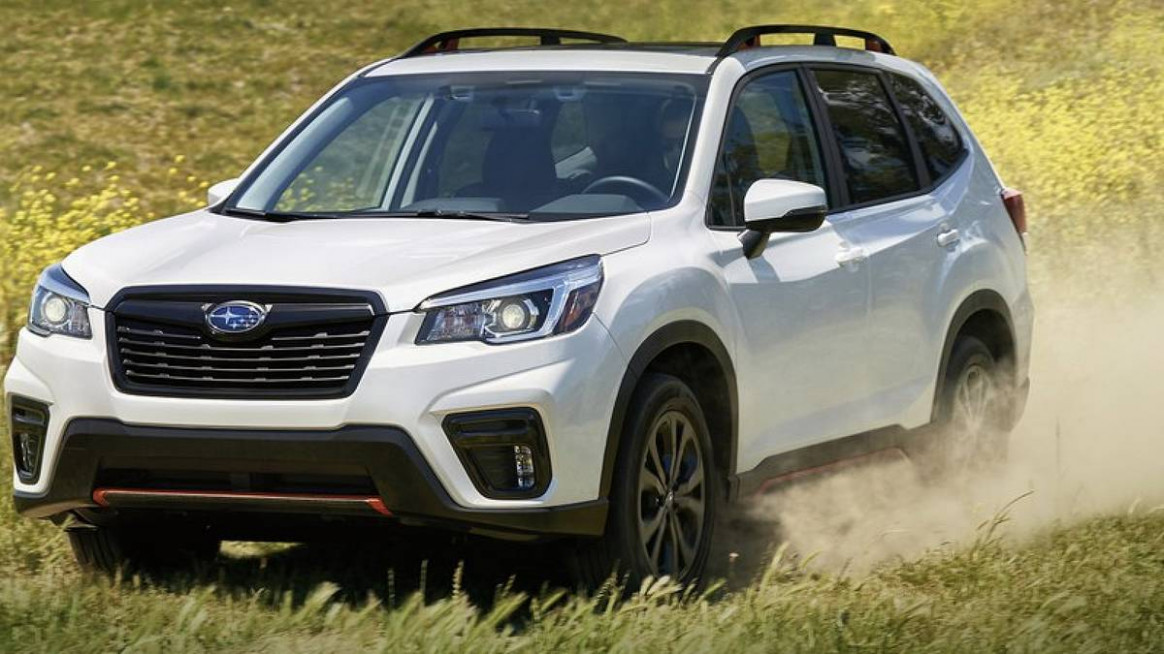 Ratings Subaru Canada 2022