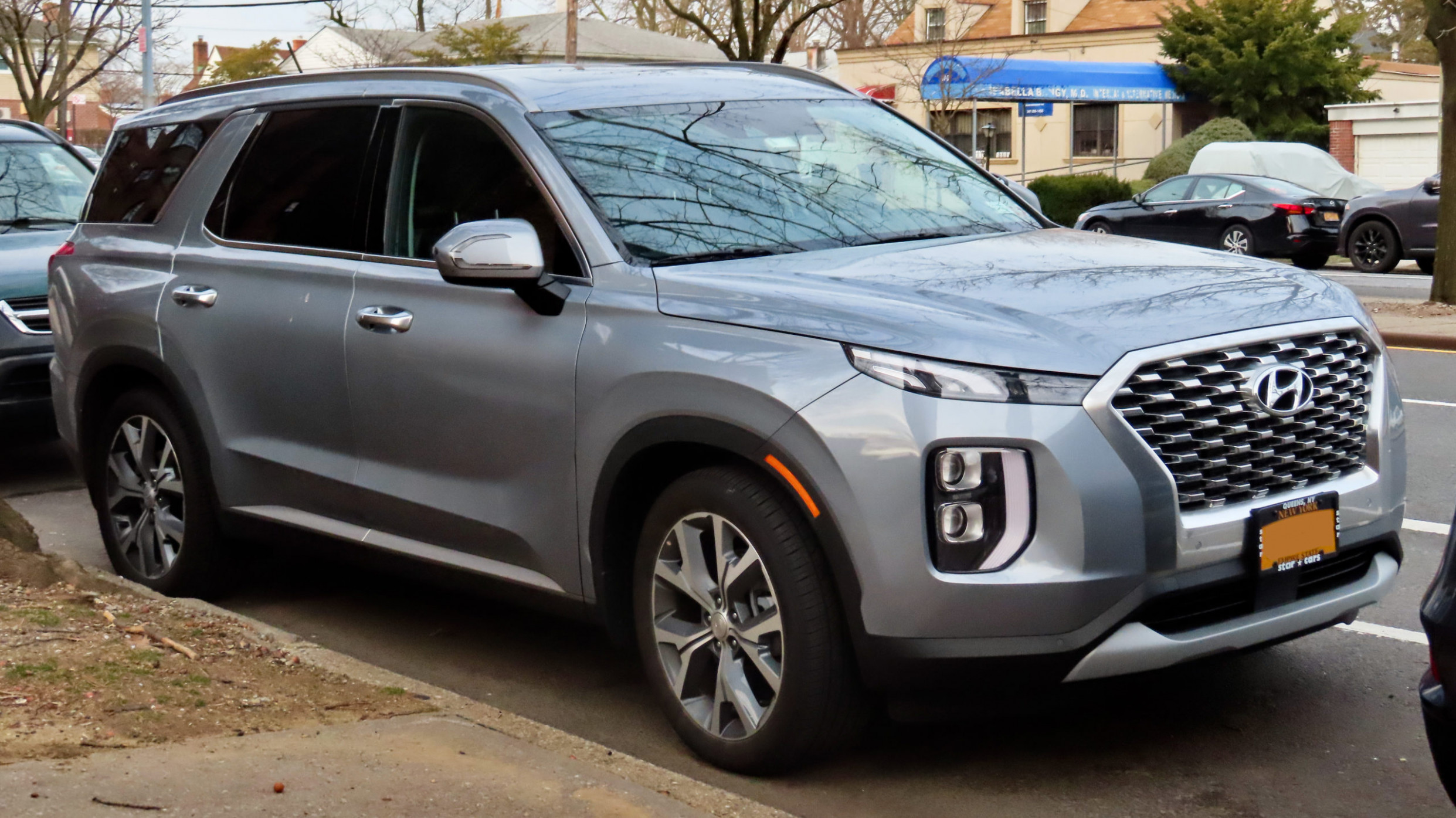 Exterior When Will The 2022 Hyundai Palisade Be Available