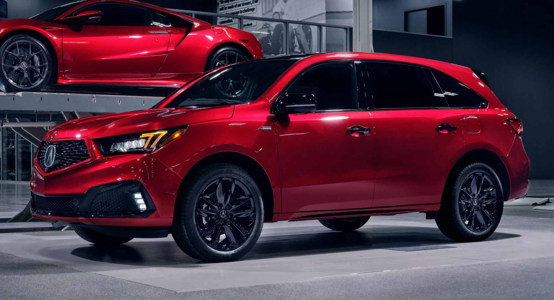 New Model and Performance 2022 Acura Mdx Pmc