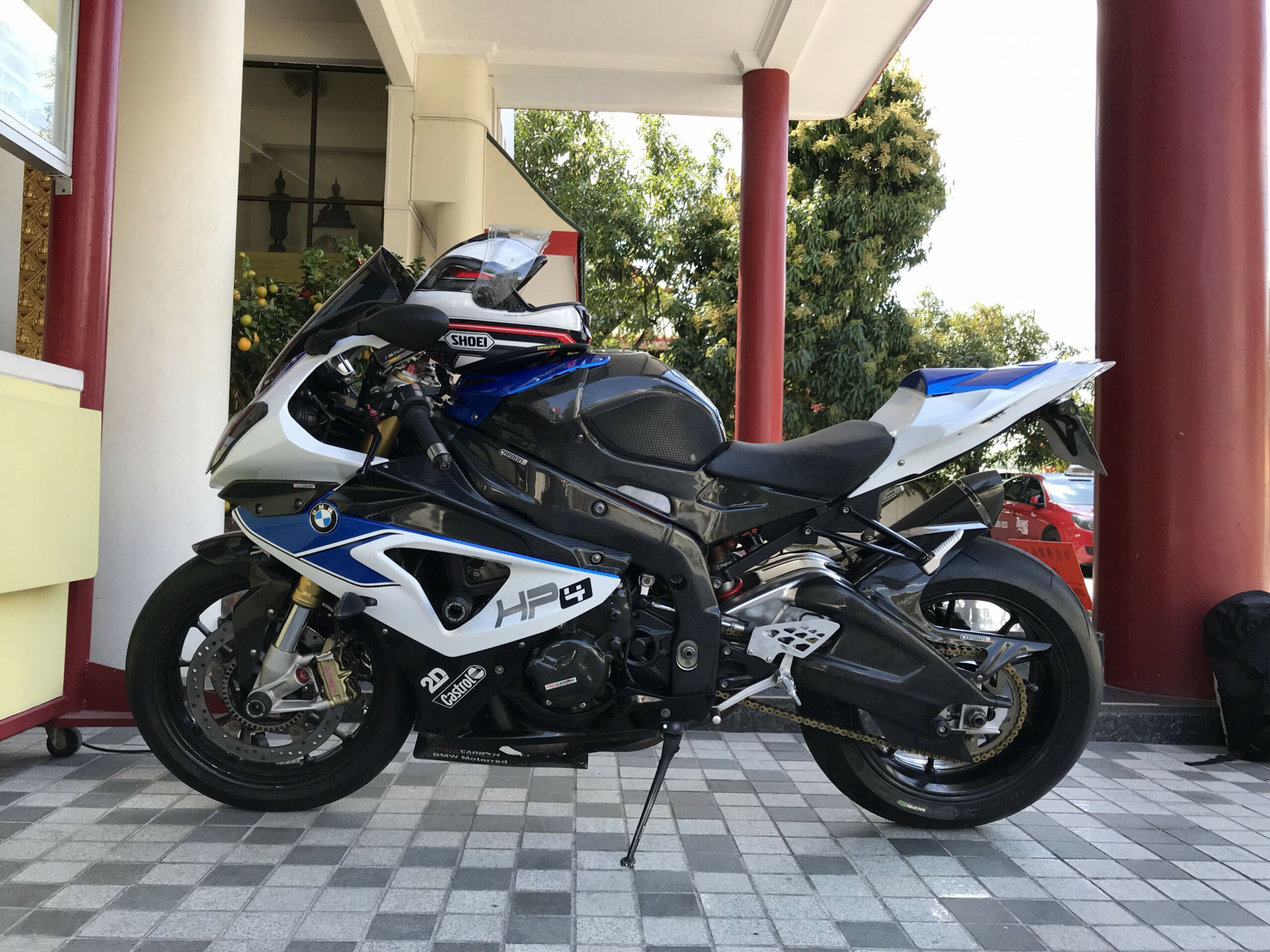 Overview 2022 BMW S1000Rr