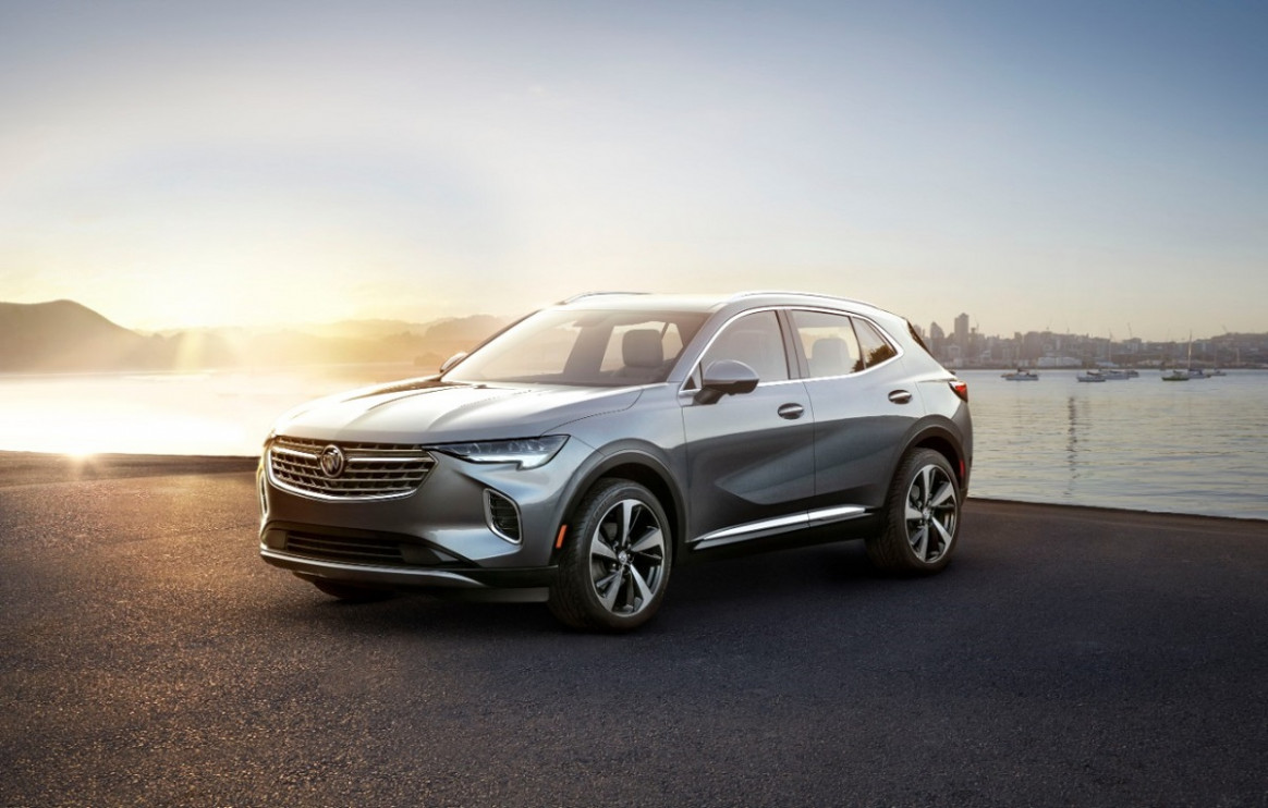 Configurations 2022 Buick Lineup
