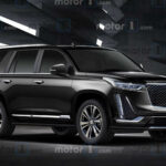 Redesign and Concept 2022 Cadillac Escalade Images