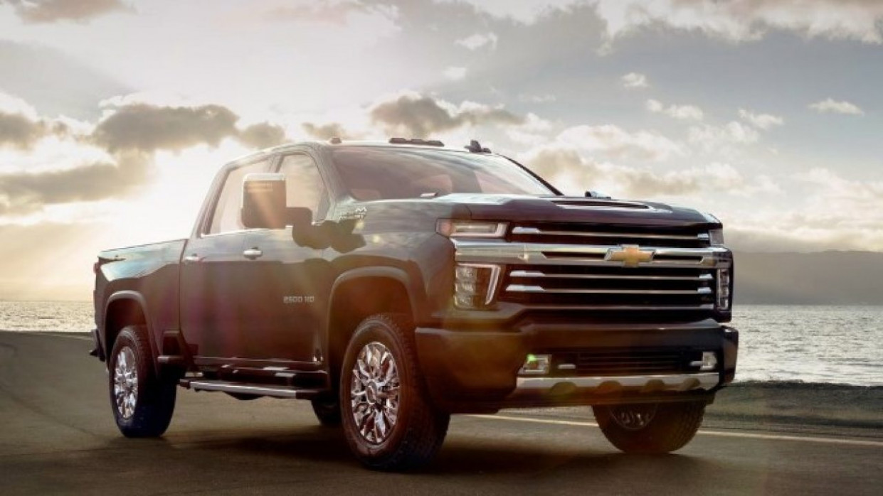 Redesign 2022 Chevy 2500Hd