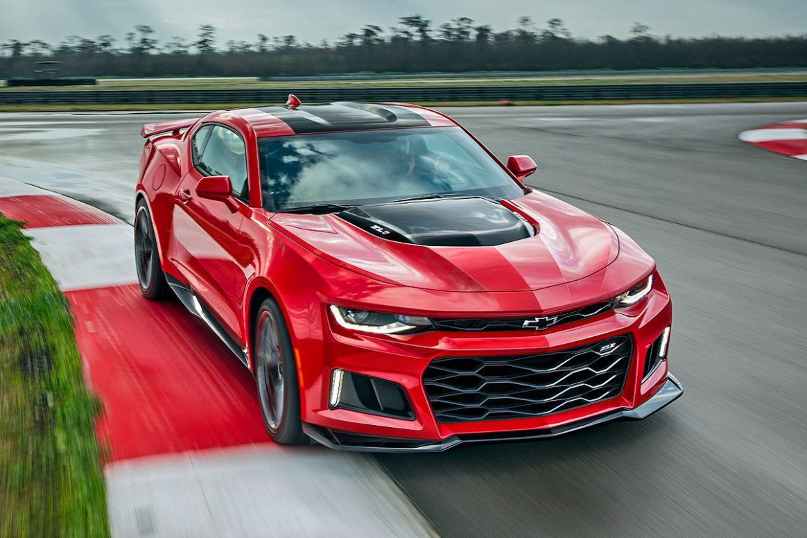 Prices 2022 Chevy Camaro