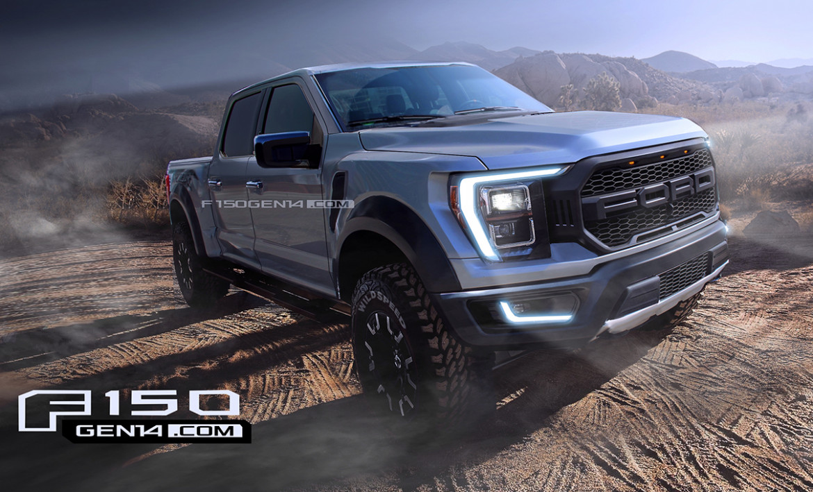 Redesign 2022 Ford Raptor