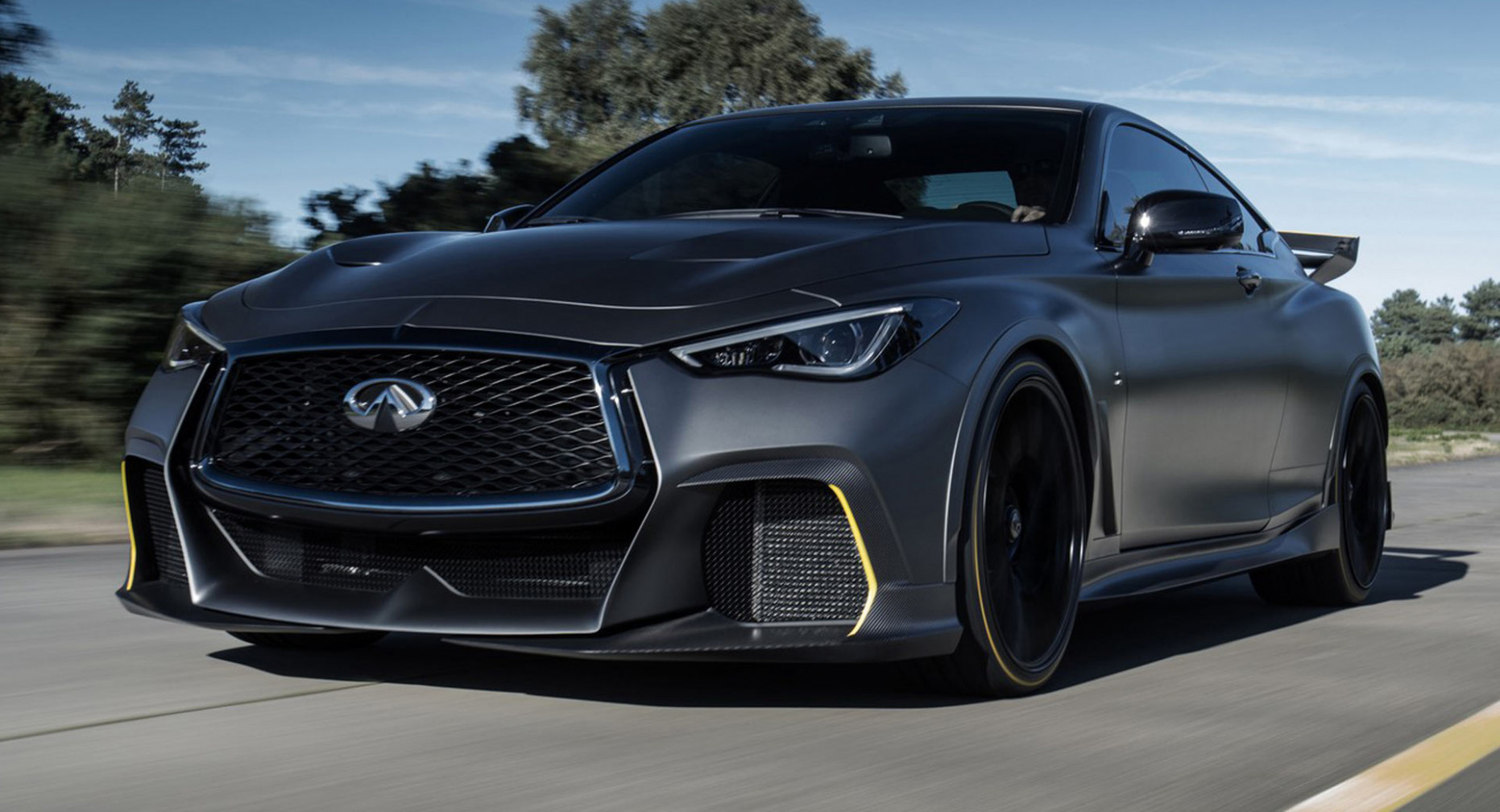 Release Date and Concept 2022 Infiniti Q60 Black S Price