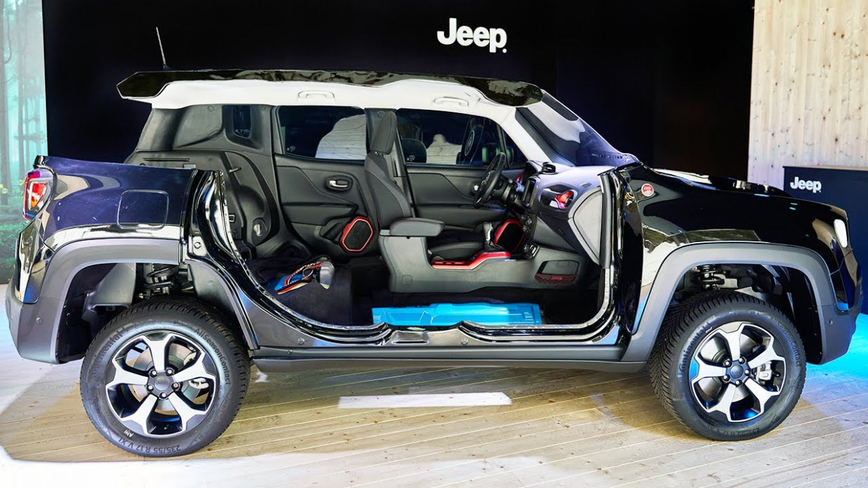 Price and Release date 2022 Jeep Renegade