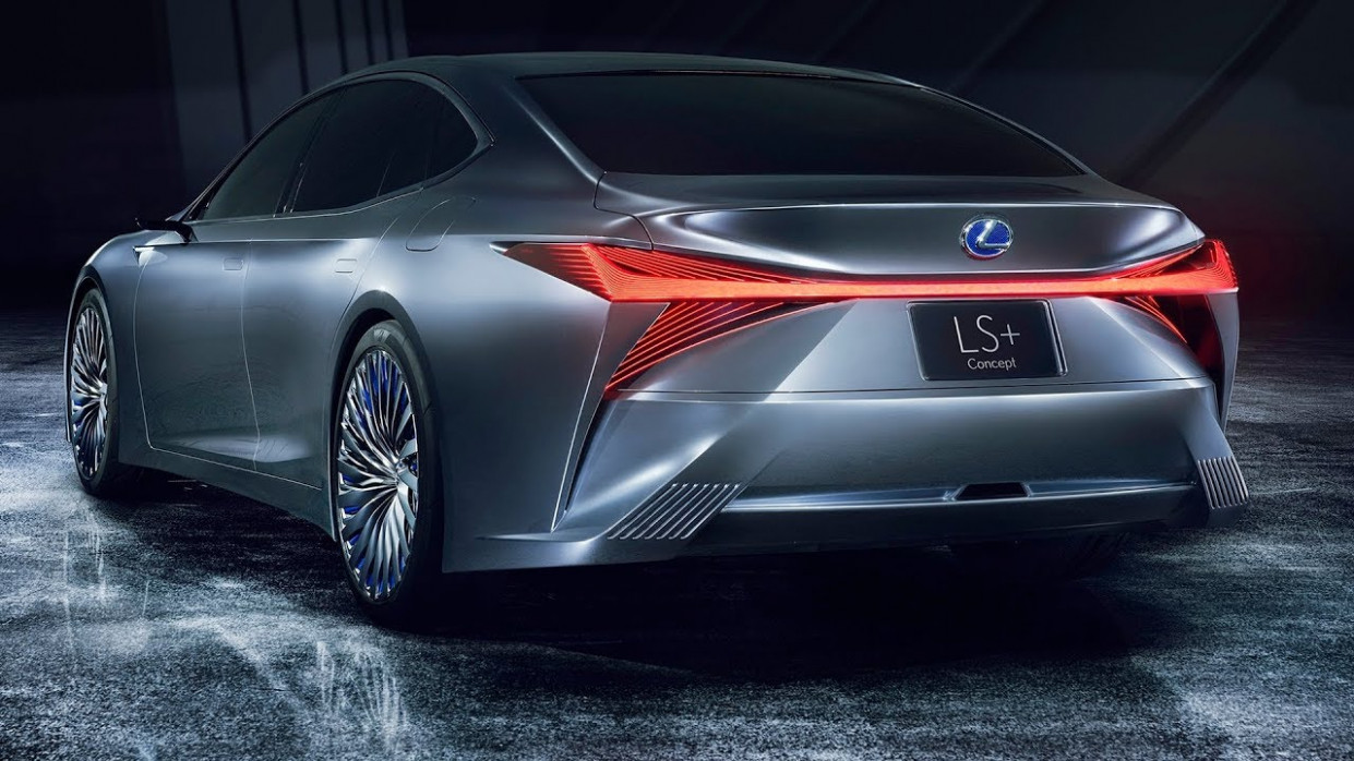 Photos 2022 Lexus Ls 460