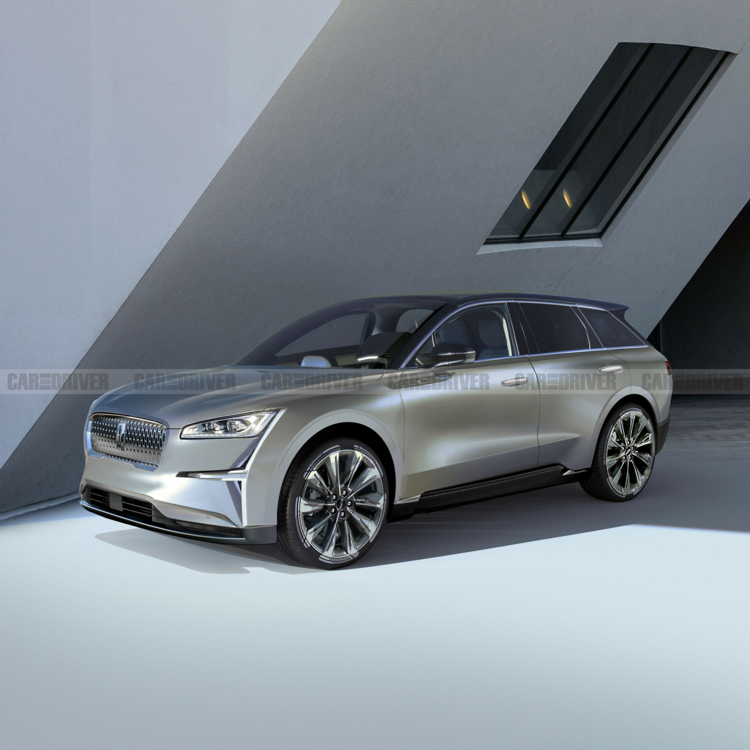 History 2022 Lincoln MKX