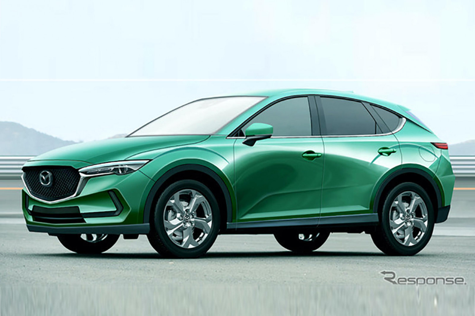 Redesign and Concept 2022 Mazda Cx 7