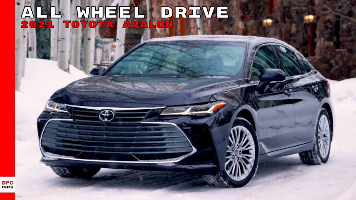 New Model and Performance 2022 Toyota Avalon Hybrid
