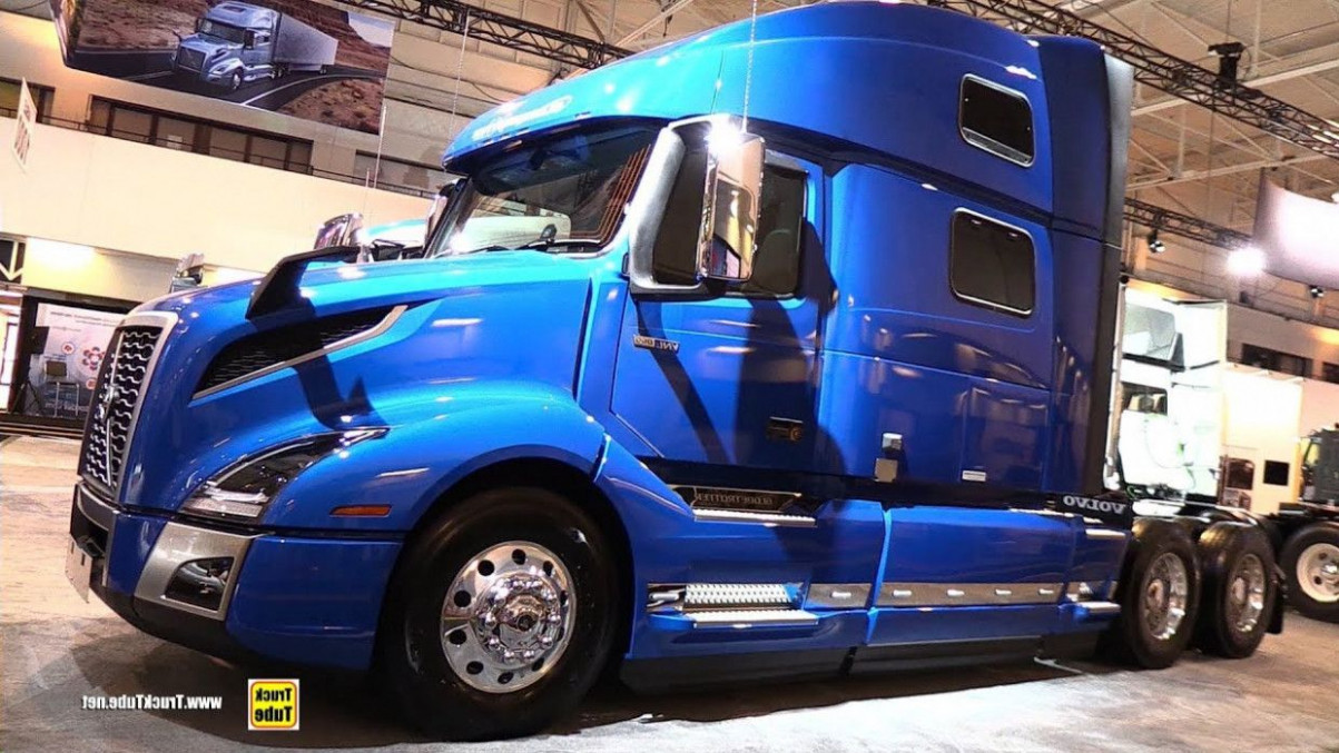 Performance and New Engine 2022 Volvo Vnl 860 Globetrotter Xl