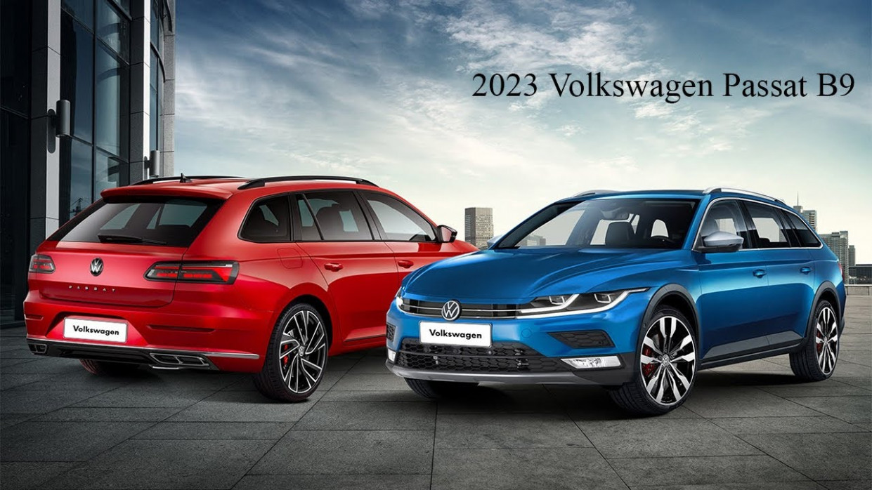 Price, Design and Review 2022 Vw Passat Alltrack