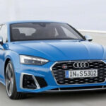 New Review Audi A5 2022