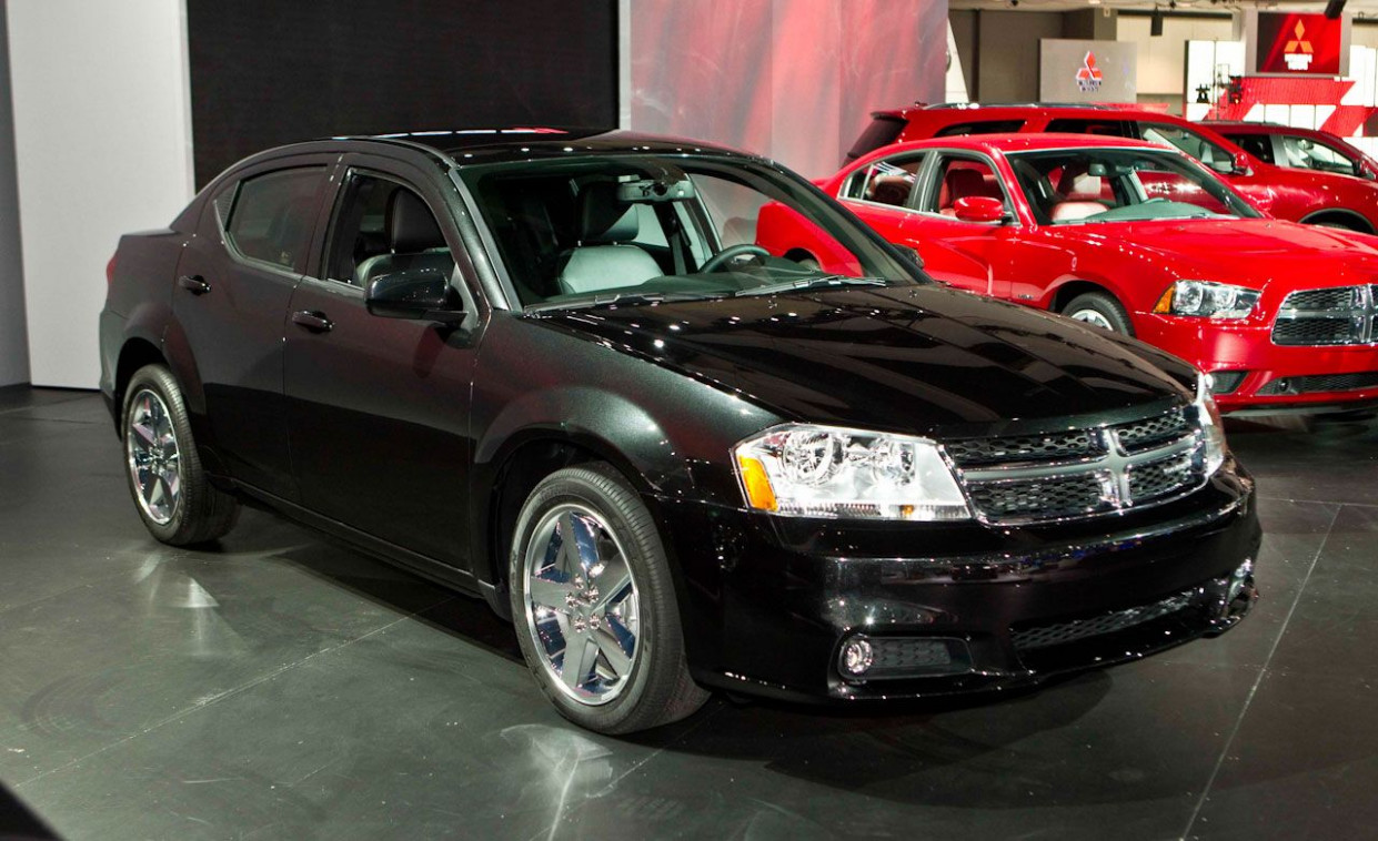 Price and Review Dodge Avenger 2022