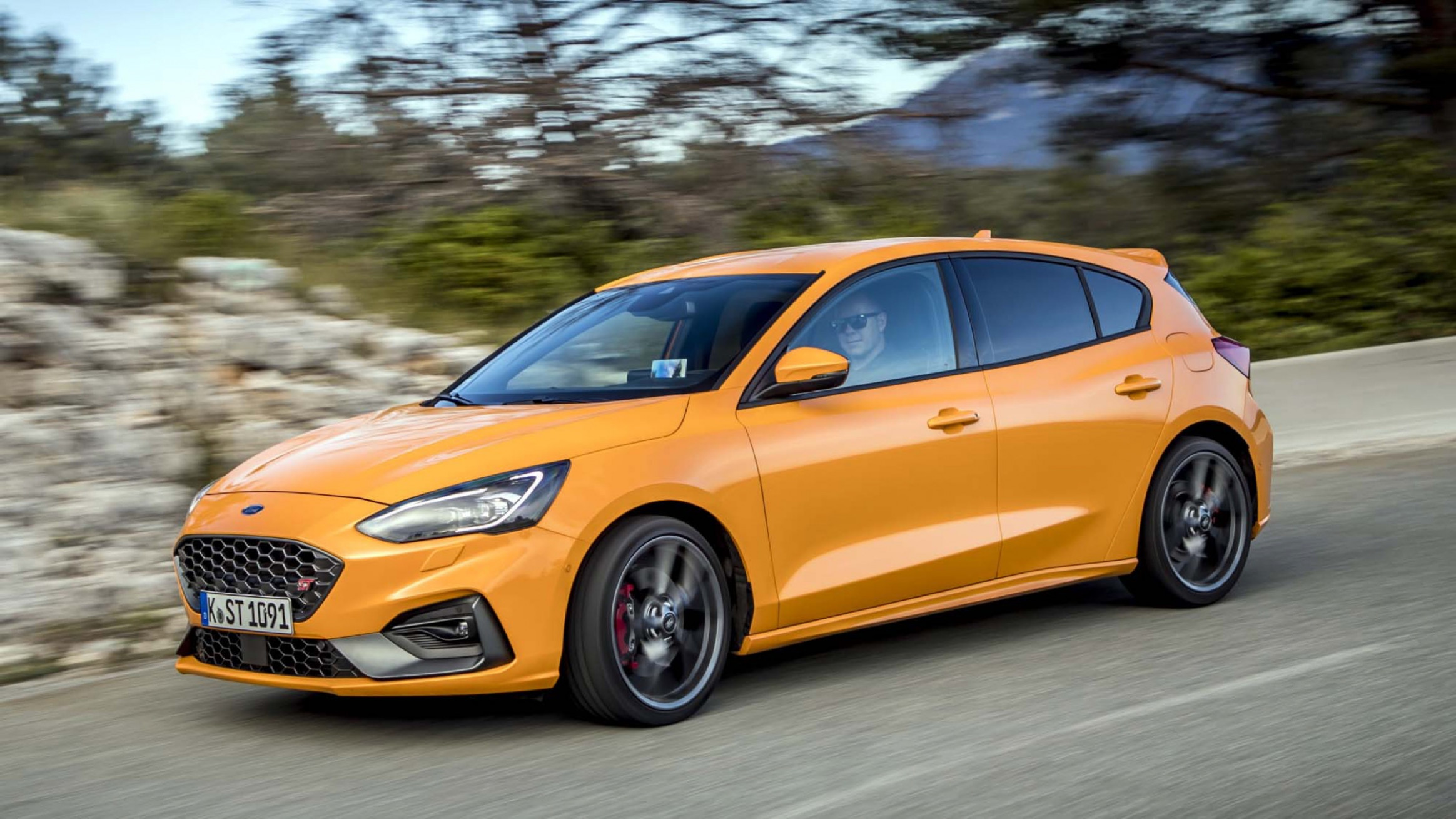Concept Ford Focus St 2022