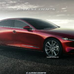 Ratings Mazda Vision Coupe 2022