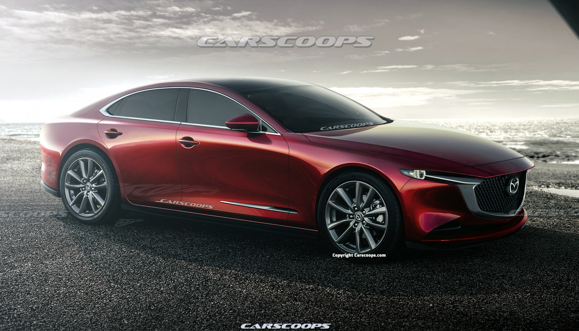 Redesign and Review Mazda Vision Coupe 2022