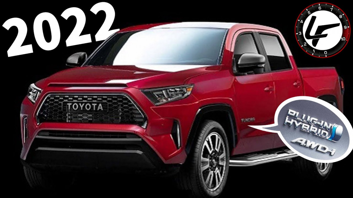 New Concept Toyota Diesel Pickup 2022