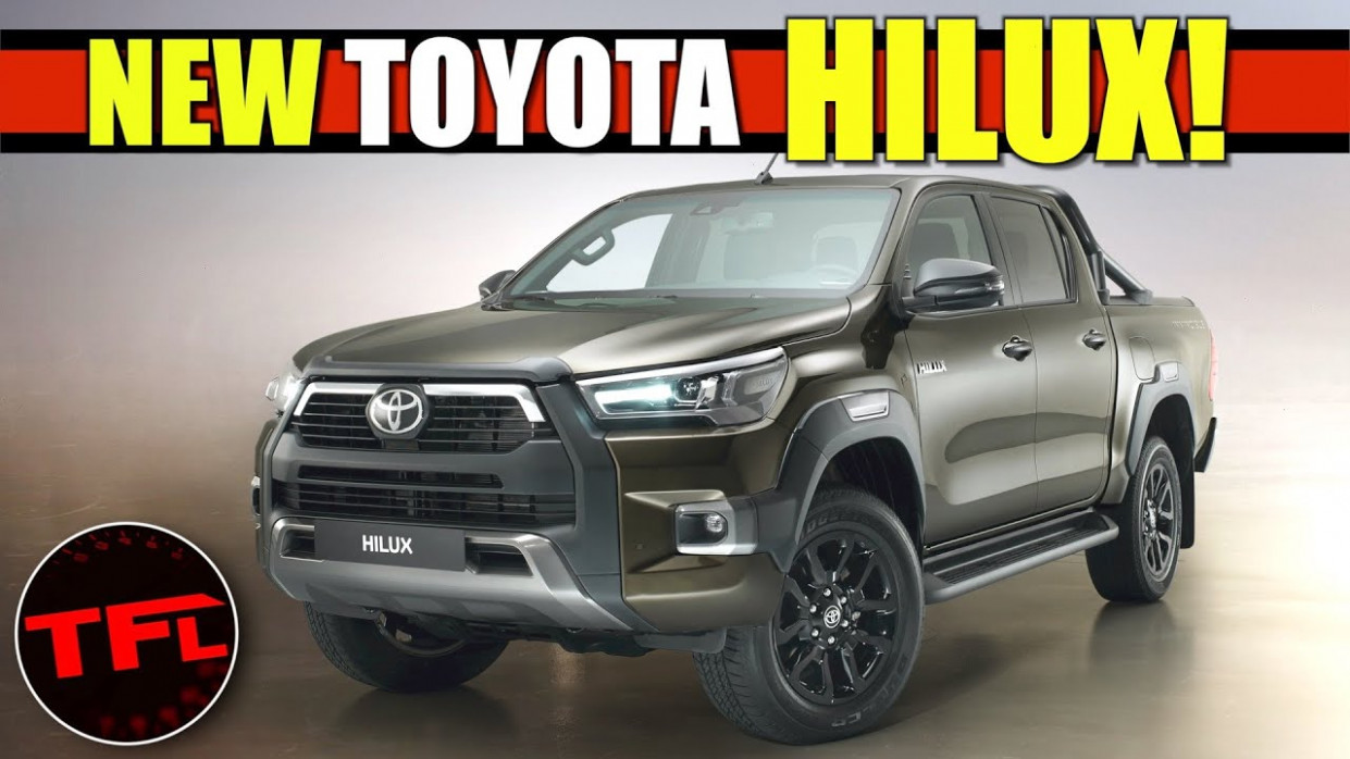 Research New Toyota Hilux 2022 Usa